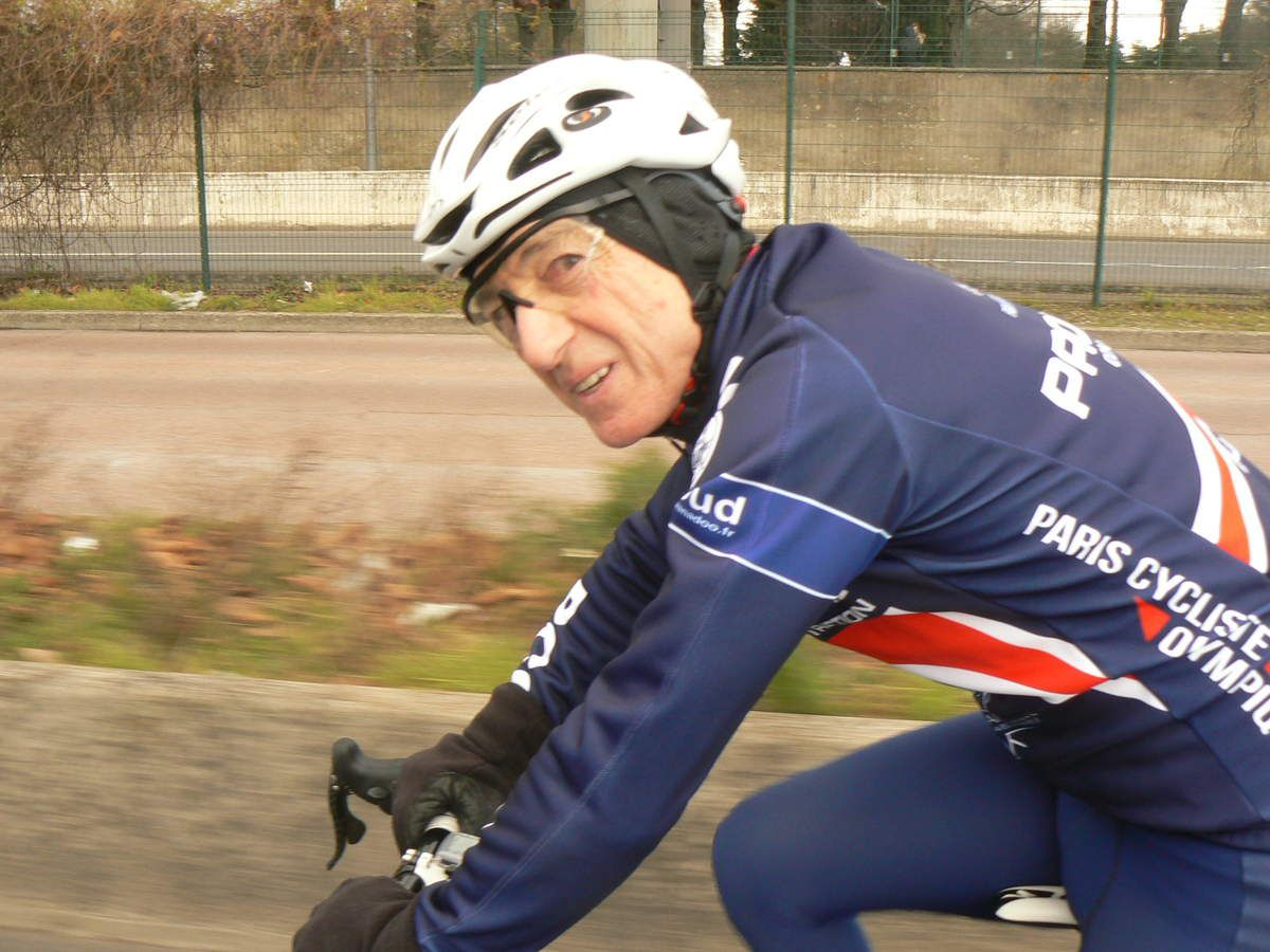 Aldo SCAFI (Paris Cycliste Olympic)