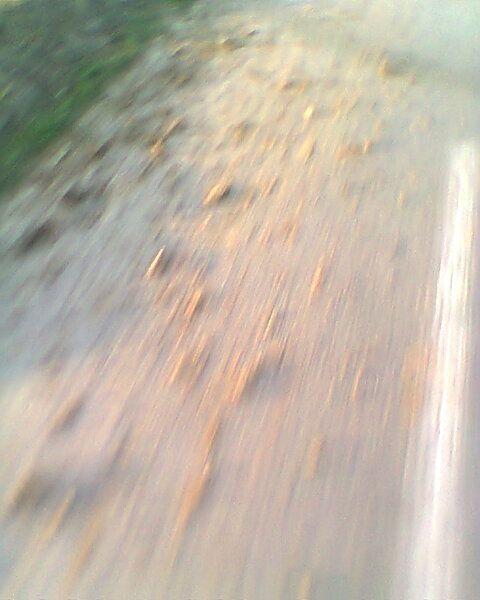 L'état des pistes,,, sèches...