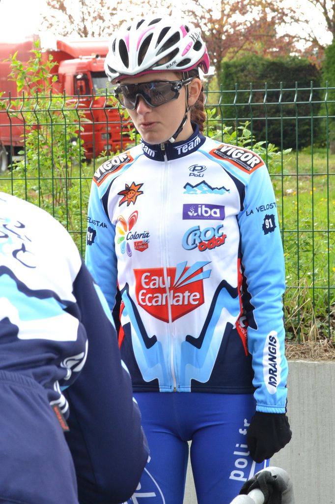 Charlotte NIDERCORNE ( TC Morangis )