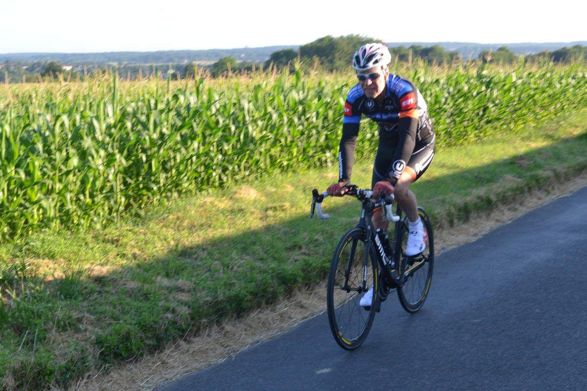 Pierre TERNOIS (USEE), vainqueur à Montfermeil le 14 juillet 2016.