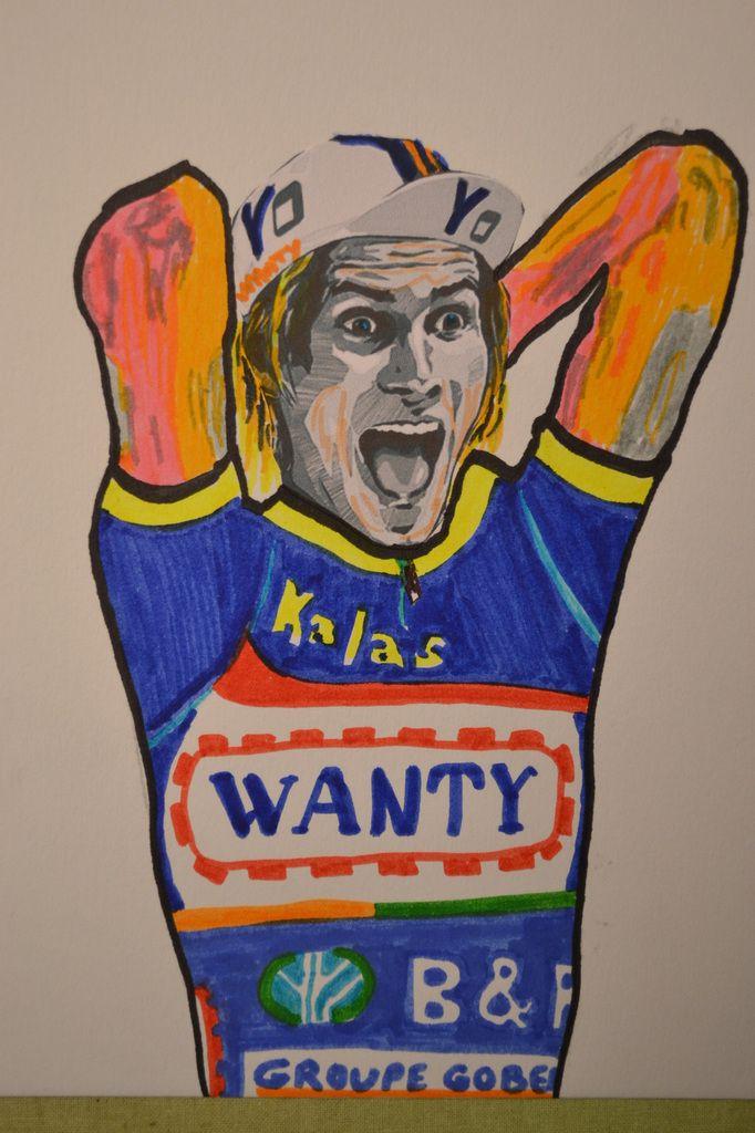 Wanty-Groupe GOBERT : nouvelles couleurs pour Yoann en 2017, direction le Belgique.