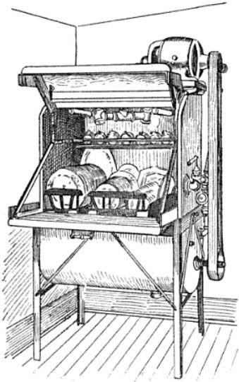 LAVER LA VAISSELLE - Josephine Garis Cochrane1 née le 8 mars 1839 dans le comté d'Ashtabula (Ohio) et morte le 3 août 19132 est considérée comme l'inventeuse du premier lave-vaisselle en 1886 à Shelbyville (Illinois)3, bien qu'une machine à laver la vaisselle ait été brevetée en 1850 par Joel Houghton