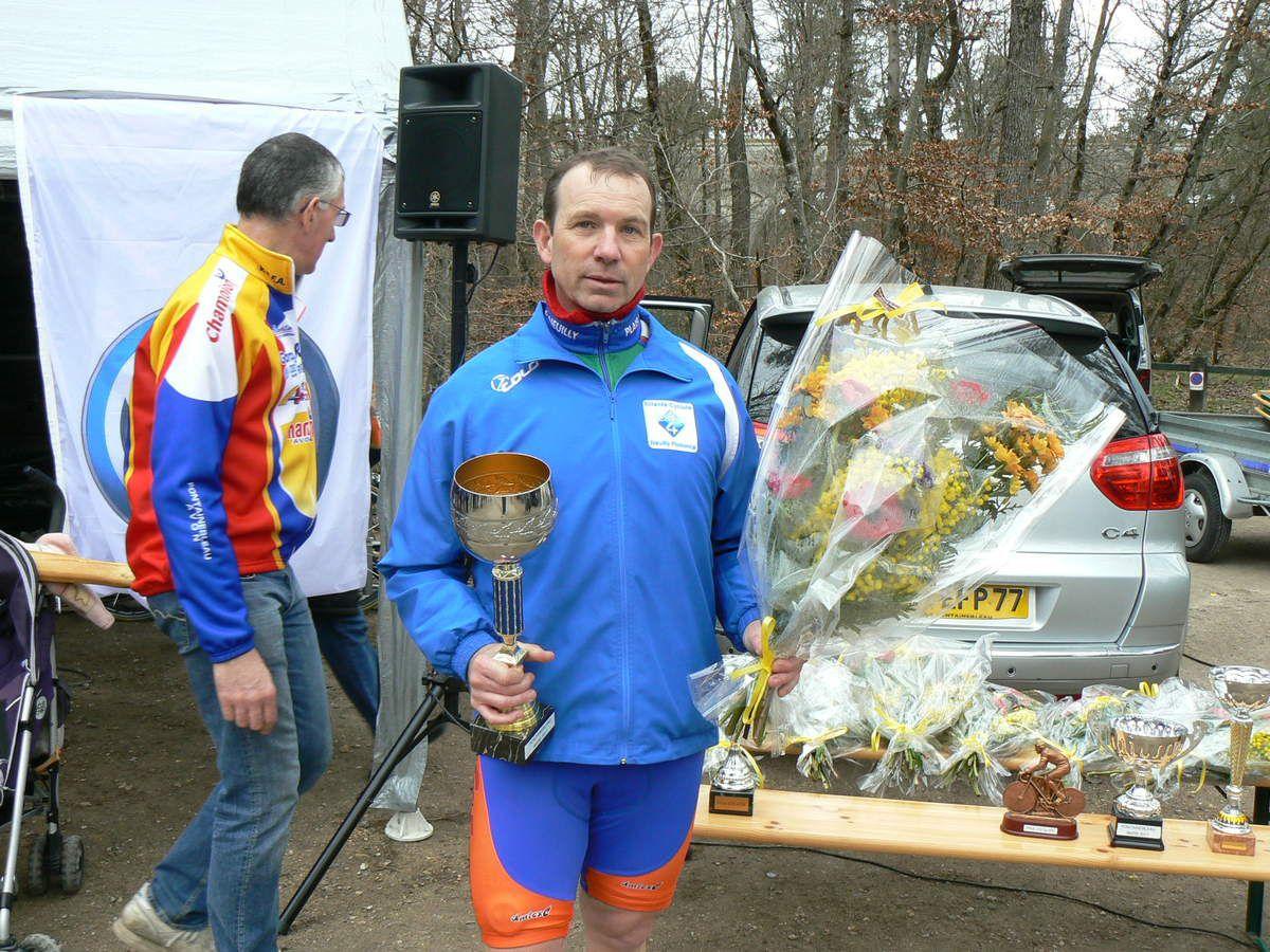 Fontainebleau 2011&#x3B; 1er Michel GOUPIL (ECNP)