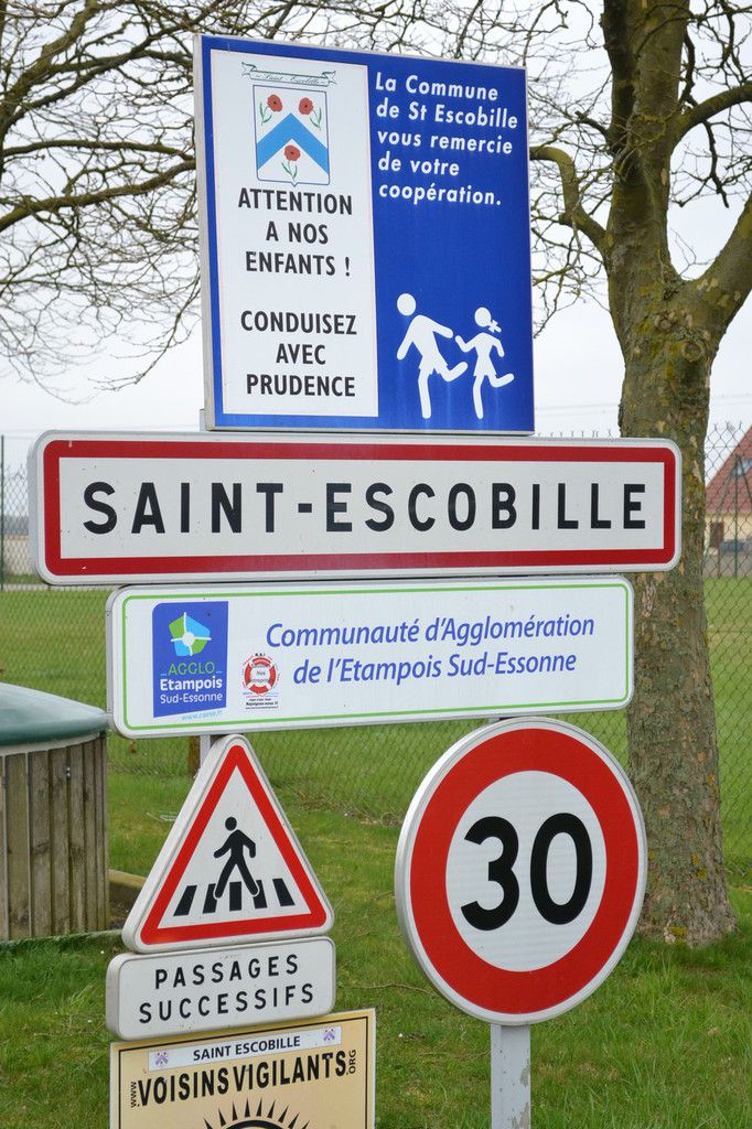 St Escobille (91), FSGT, 19 mars 2017