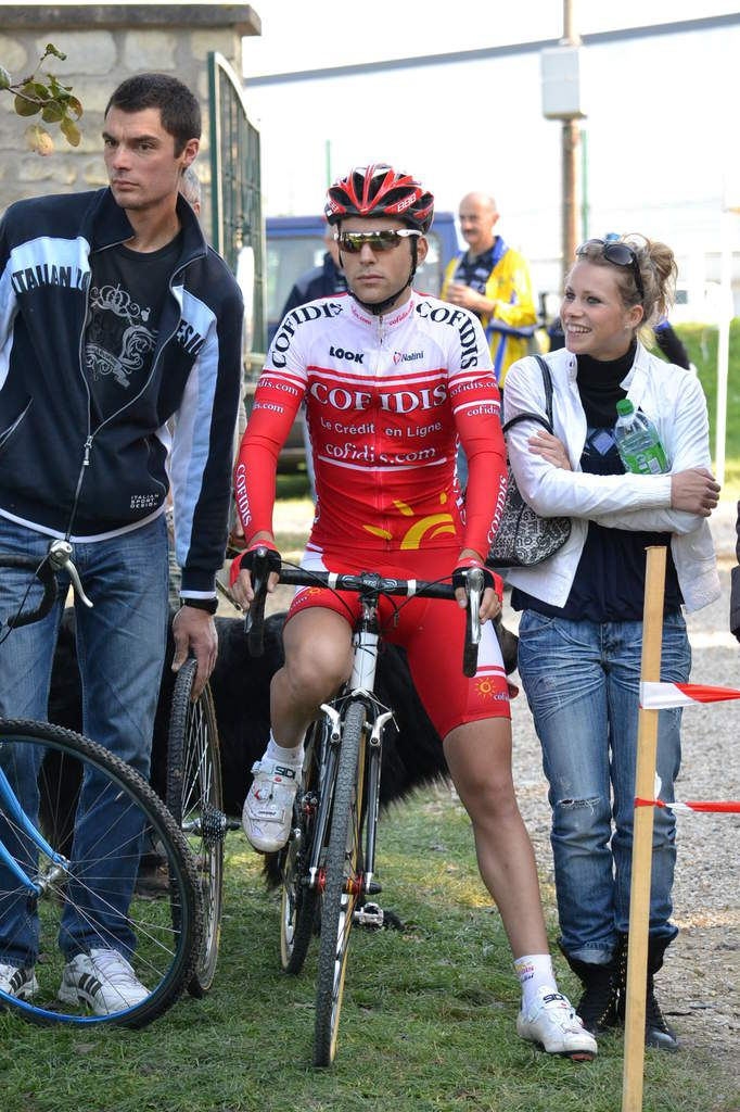 Tony GALLOPIN et Marion ROUSSE.