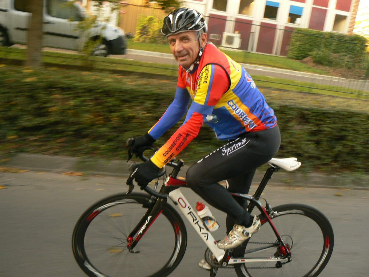 Christian MUSELET (Courbevoie Sport)
