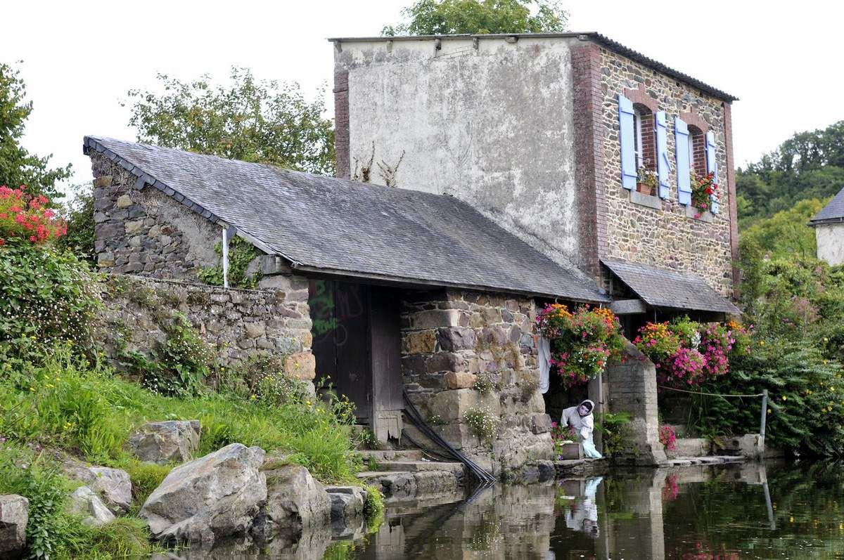 Les moulins de Pontrieux