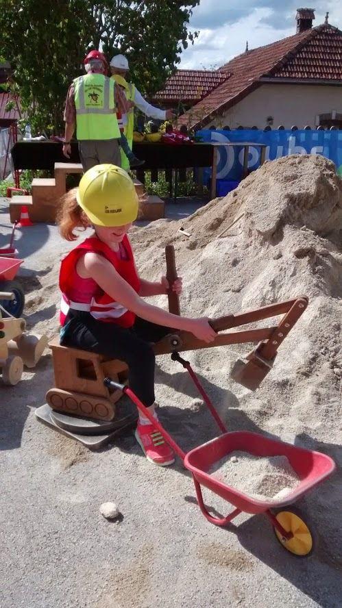 Festival Sarbacane, la journée des enfants!