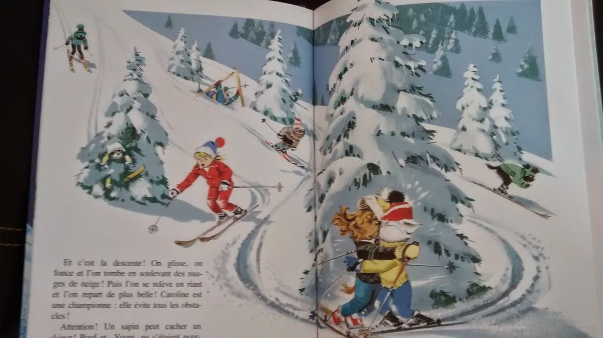 Chut les enfants lisent! Sélection spécial neige