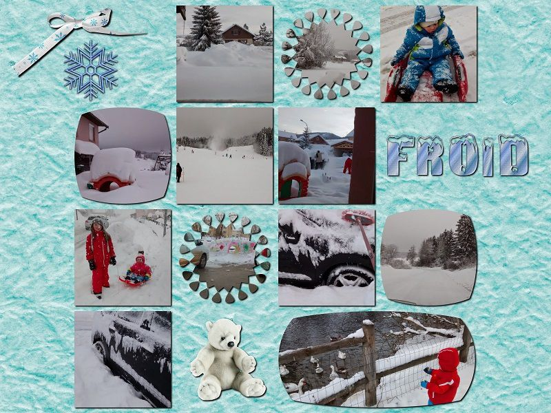 Projet 52 - 2015 Froid