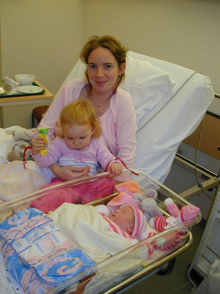 Il y a 11 ans je devenais maman!