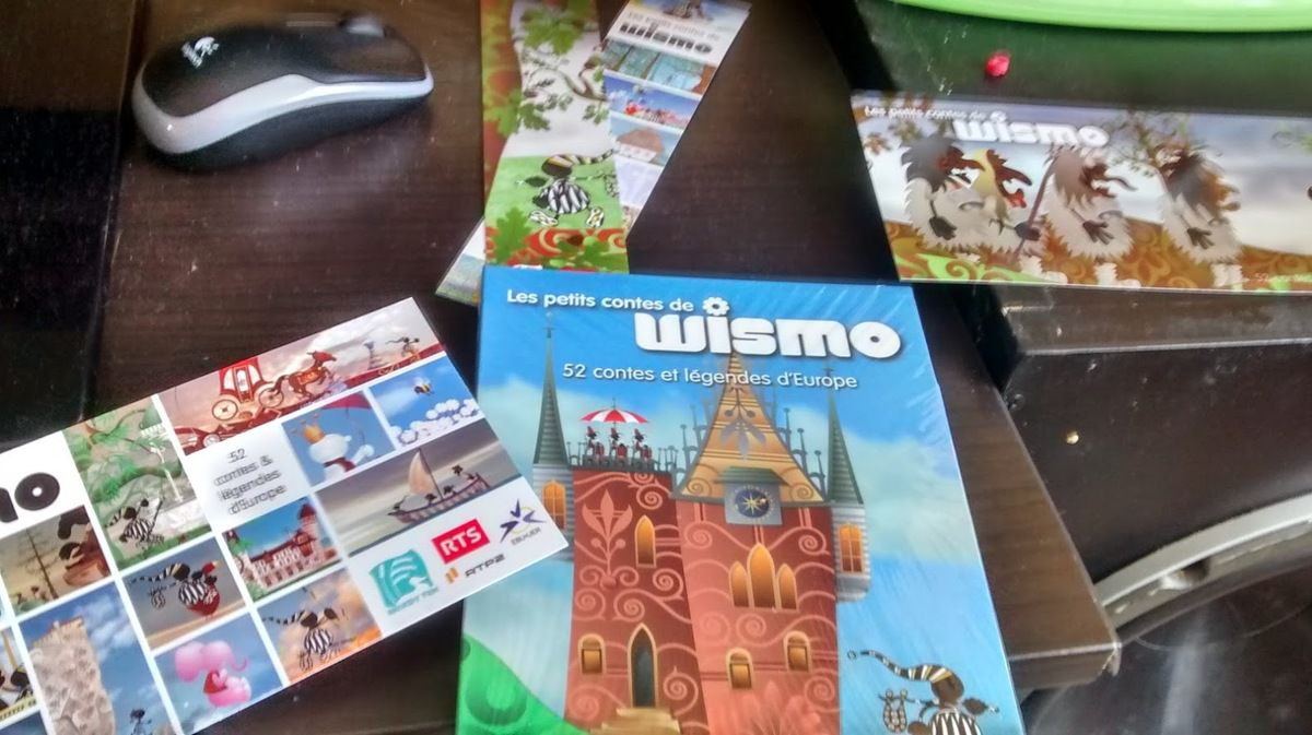 Test : Wismo (concours printemps)