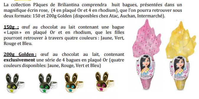 Concours Printemps Briliantina fête Pâques (gagnante en edit)