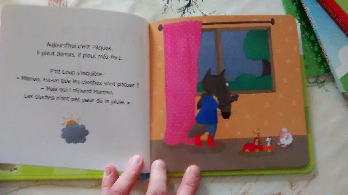 Chut les enfants lisent! Sélection Pâques