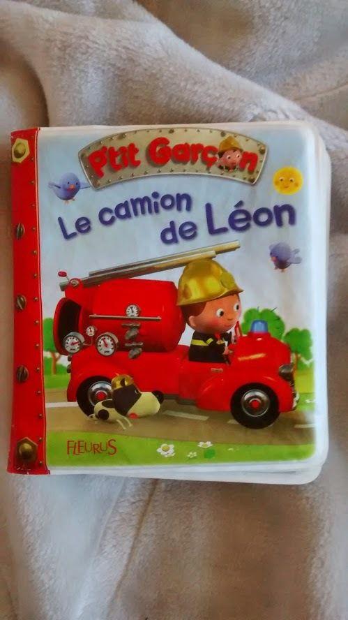 Chut les enfants lisent! P'tit Garçon Léon et Peter