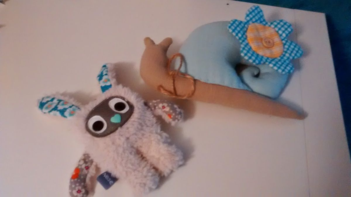 peluches couture