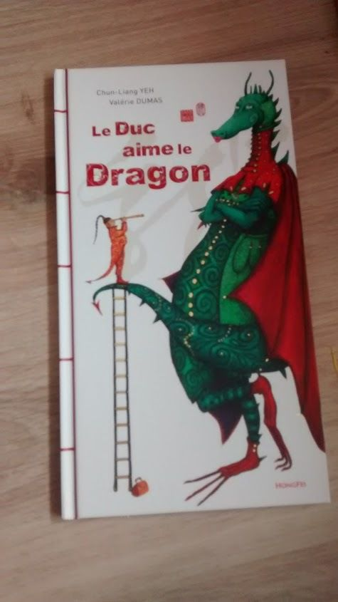 Le Duc aime le Dragon , Beneylu Quest Mission en Chine