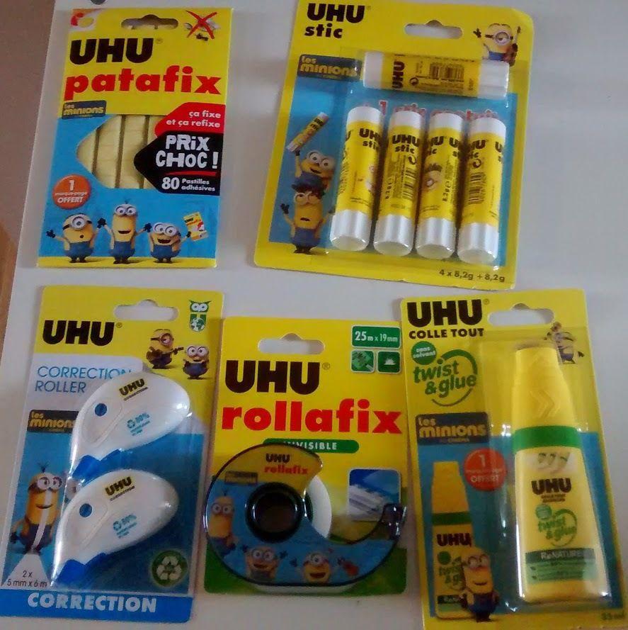 Concours anniversaire 3 : UHU (gagnant en edit)