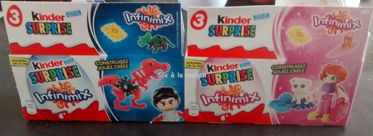 Kinder surprise Inifimix