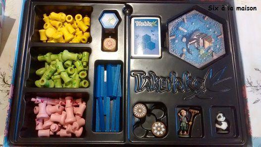 boîte de jeu Takenoko