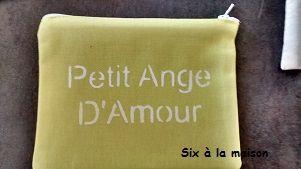 Ma Cocoon Box Bébé de 0 à 3 mois pochette Lulu en Provence