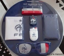 kit supporter France Joué Club