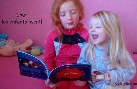 La piscine - Chut les enfants lisent!