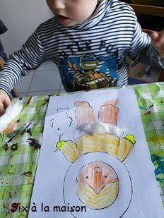 Aglagla, il fait froid! DIY Manchot, Morse et Esquimaux _ L'art est un jeu d'enfants!