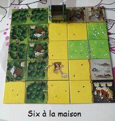 Kingdomino - Le jeu de société avec des dominos [présentation et règle du jeu]