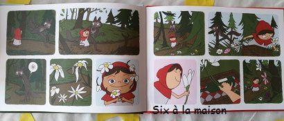 Le Petit Chaperon Rouge de Smatgames j2s enfant