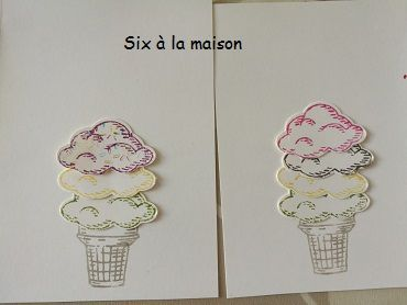 Vive l'été et ses glaces! DIY