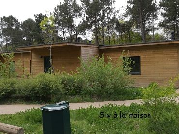Center Parcs Bois aux daims cottages