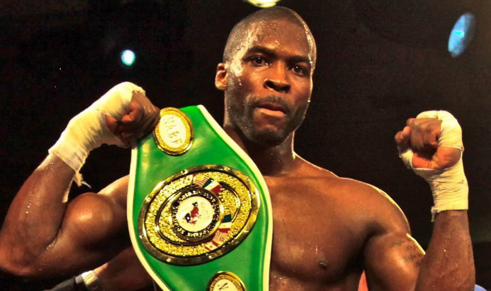 Finalement Youri Kalenga boxera bien Denton Daley le 15 novembre au Centre Hershey !