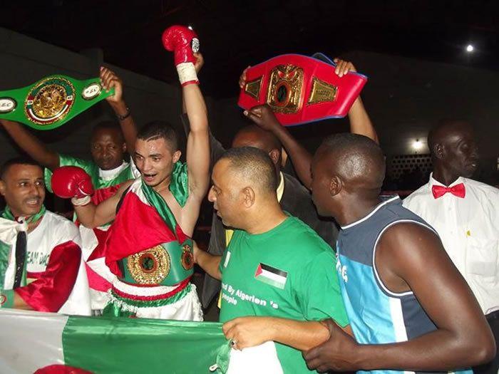 Exclusif : Une Interview en 8 rounds avec le plus jeune champion de boxe, Djamel DAHOU