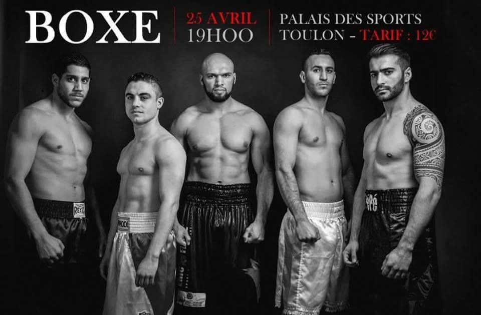 club boxe a toulon