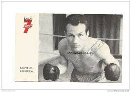 L'ex-champion de France de boxe Sauveur Chiocca est mort dimanche à Nice