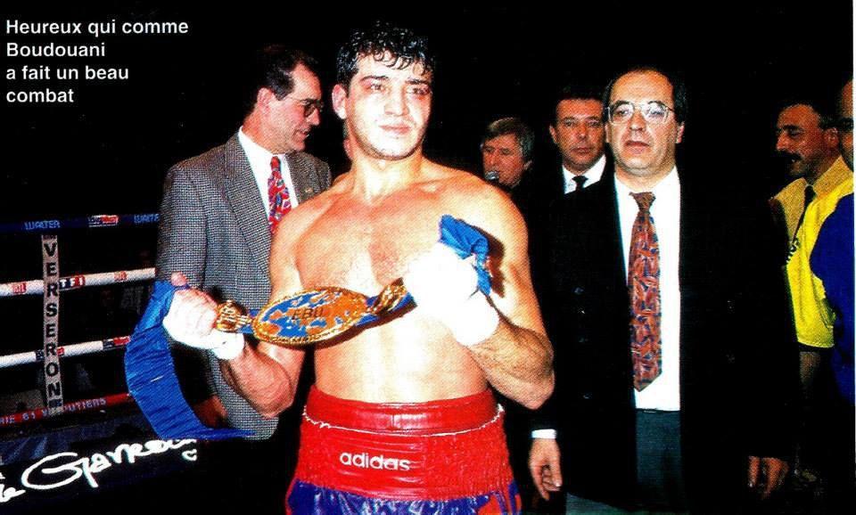 (article) : Boudouani, ou quand la boxe a de la classe