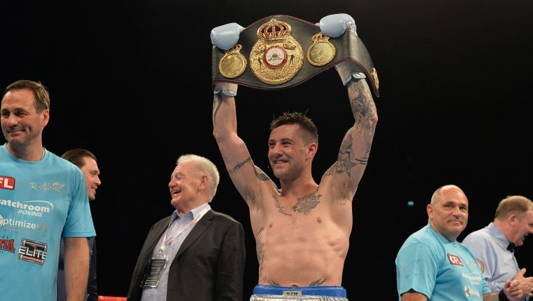 Ricky Burns est devenu champion WBA des super-légers