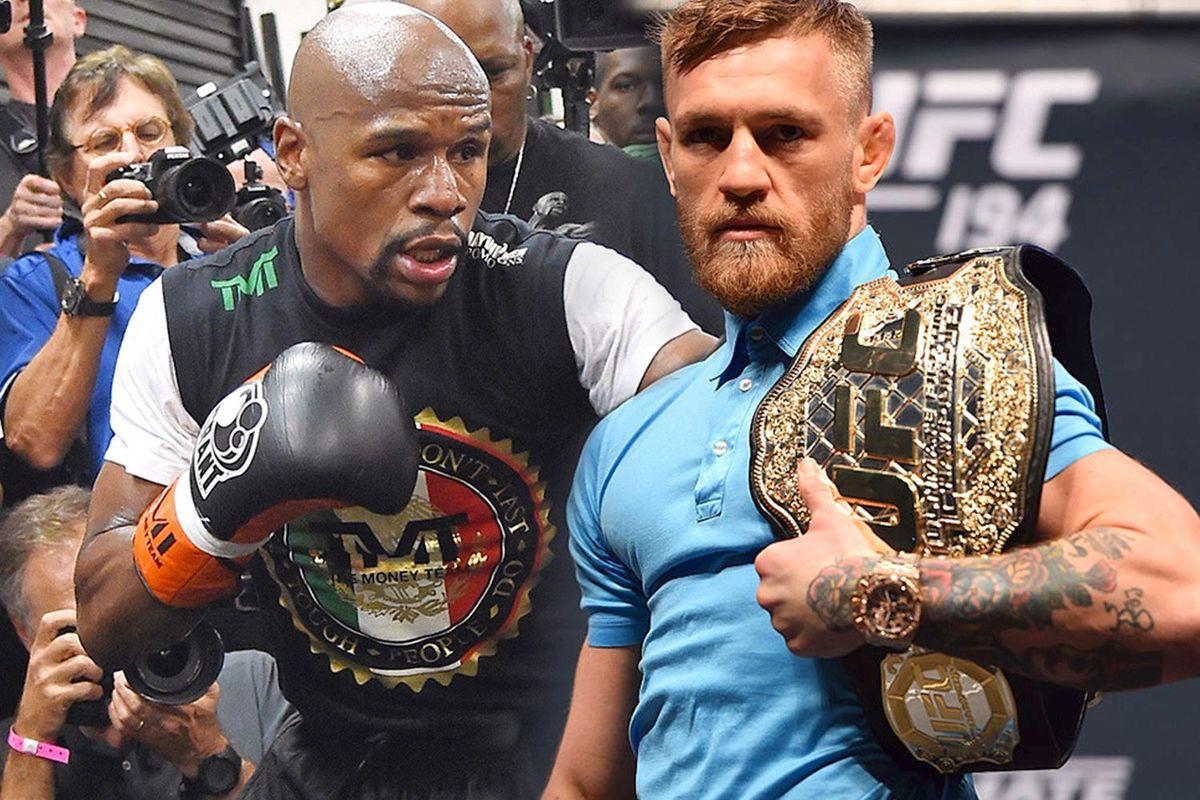 Ce champion de MMA persuadé de pouvoir «faire jeu égal» avec Mayweather !
