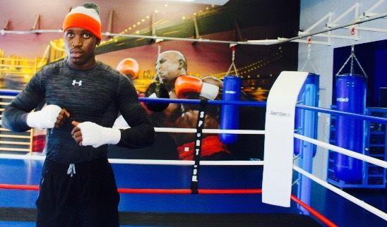 Souleymane Cissokho, originaire de Dakar neuvième boxeur français qualifié pour les Jeux de Rio