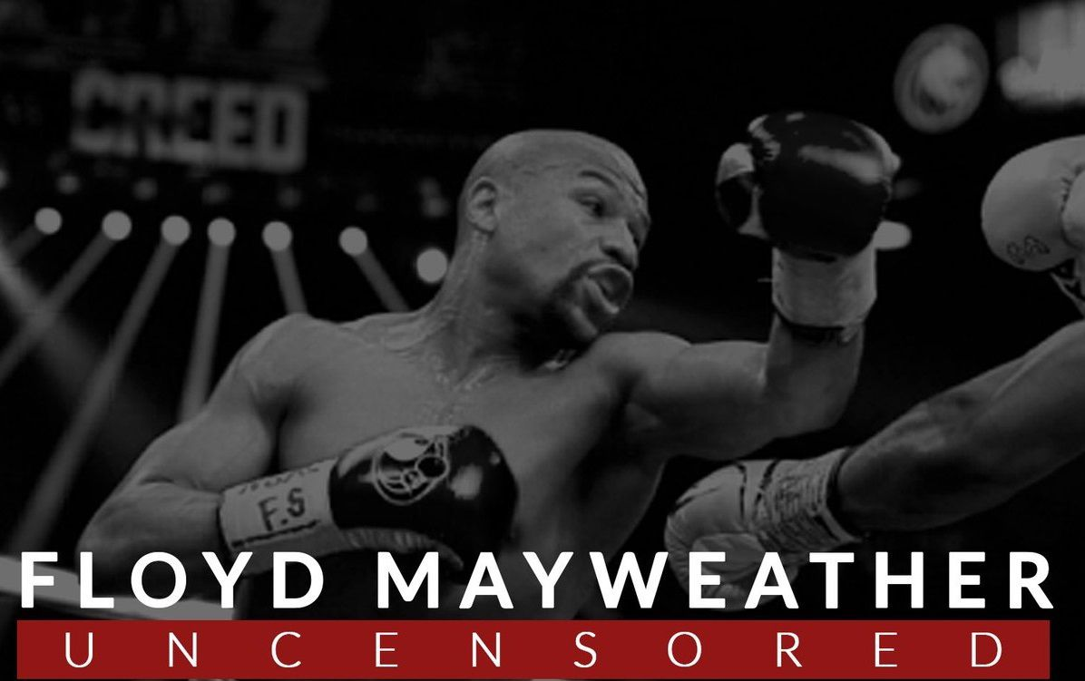 (VIDEO INEDIT) : Hollywood Unlocked: Floyd Mayweather