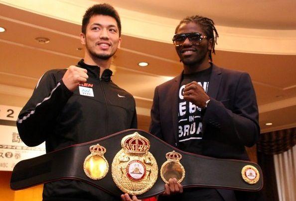 Toutes les photos inédites de la dernière conférence de presse entre N'Dam et Murata !