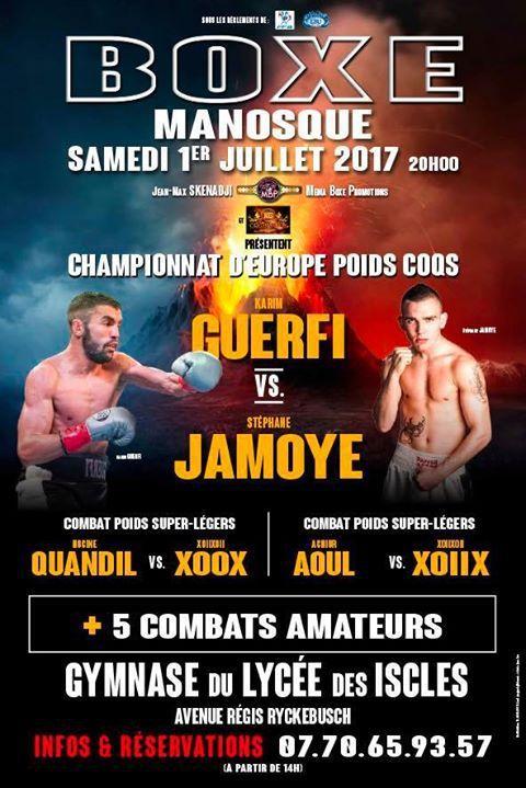 GUERFI VS JAMOYE &quot&#x3B;Rematch&quot&#x3B; !