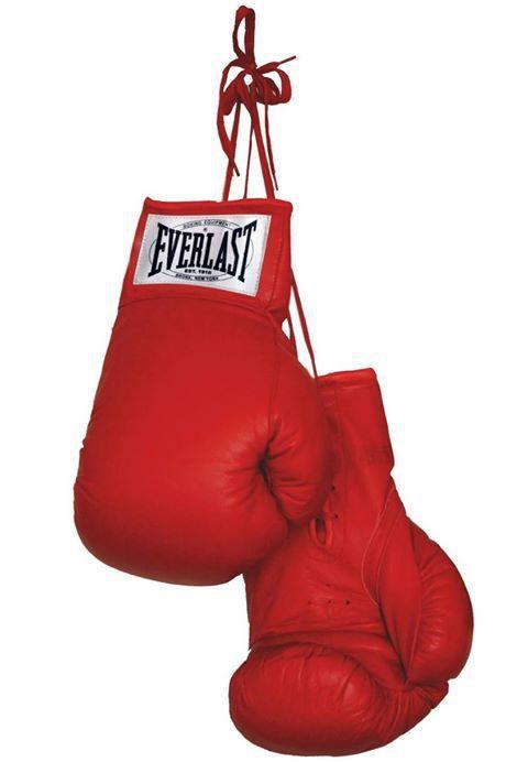 Premier challenge de boxe