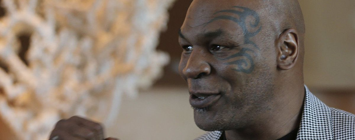 Mike Tyson, colosse colombophile
