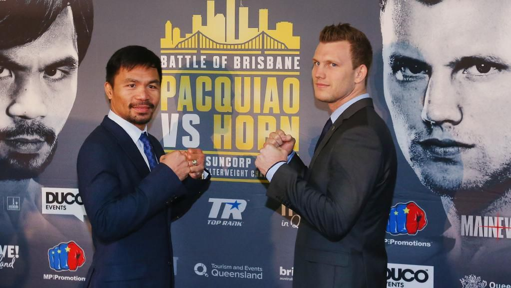 Manny Pacquiao vs. Jeff Horn : Cotes de paris, Analyse et Prédiction