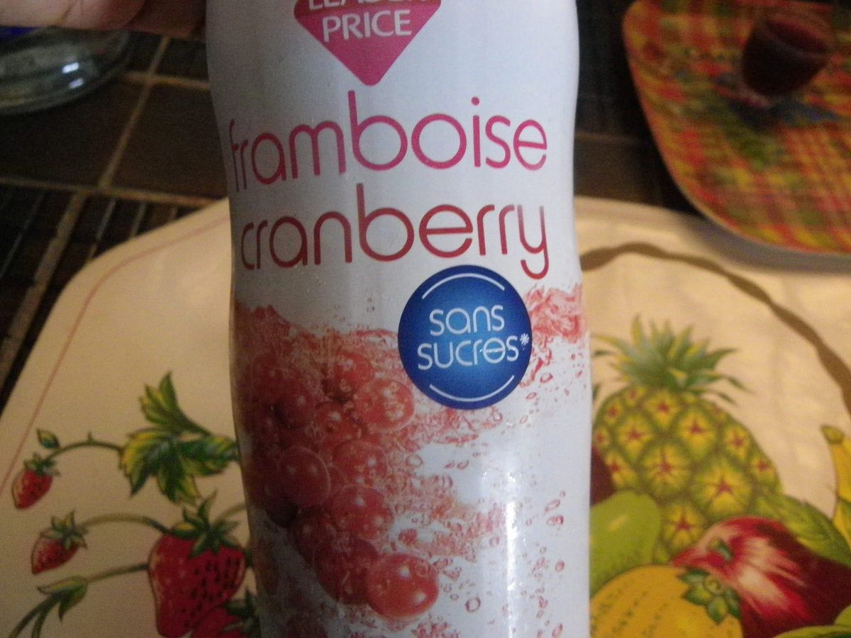 liqueur vodka/cranberry