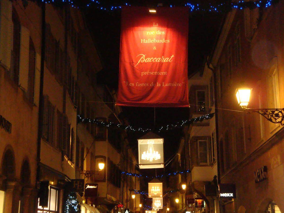 dans les rues de Strasbourg