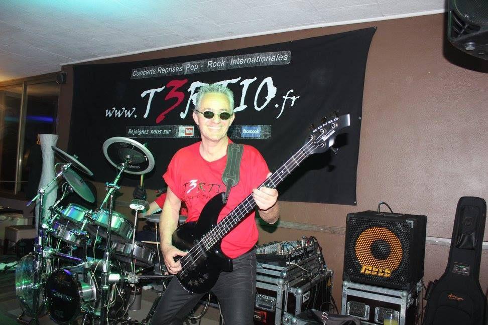 concert du groupe T3RTIO à &quot&#x3B; villa d'Este &quot&#x3B; à Sisteron