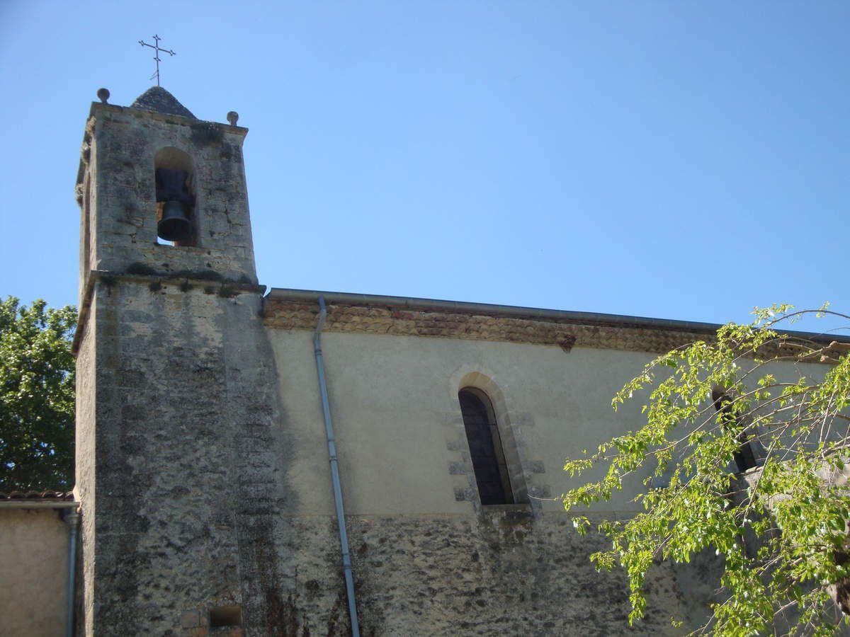 Bénédiction motarde à la Chapelle Notre-Dame-Des-Anges de Lurs